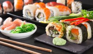West coast sushi
