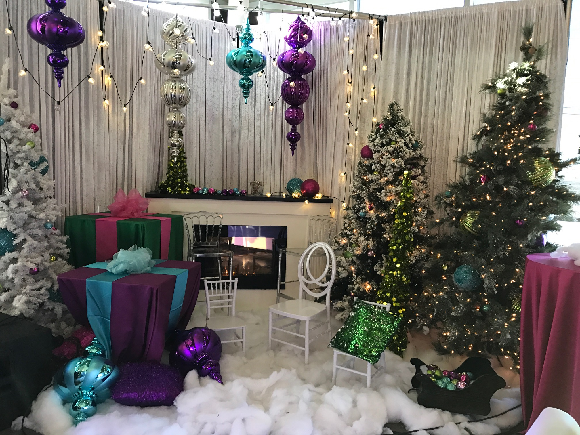 Make your holiday event less stressful
