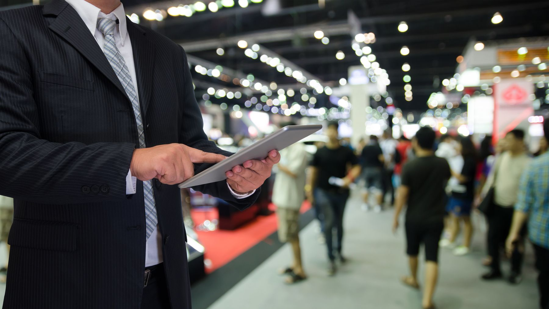 Making the move to online event registrations