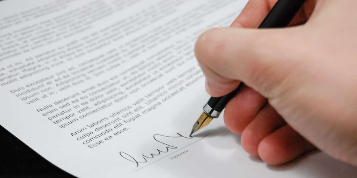 corporate event contracts