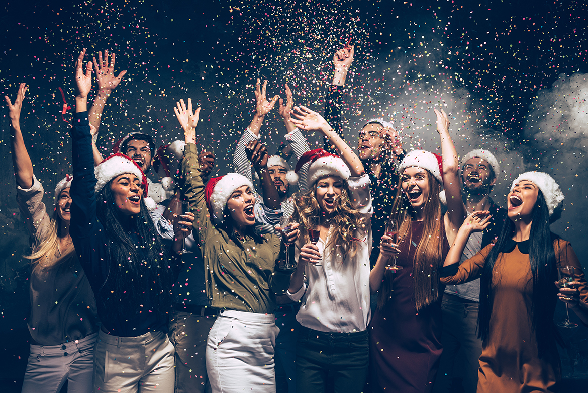 Corporate Holiday Parties – How to Incorporate Your Brand into the Festivities!