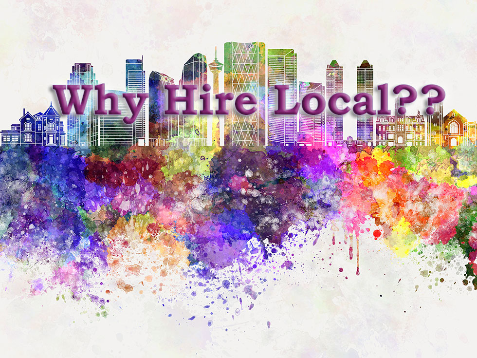 Why Hire Local Event Planners?