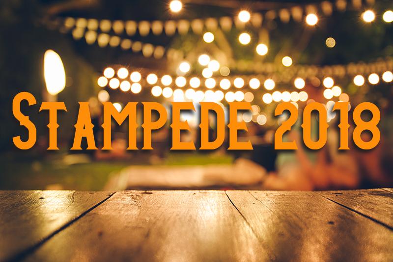 stampede 2018