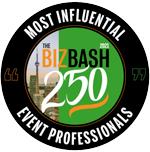 2021 Biz Bash Most Influential Event Planner